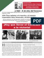 Venezuela - A 30 años del Caracazo