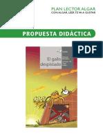 El Gallo Despistado didácticoPDPL (1)