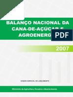 BALANÇO NACIONAL DA CANA-DE-AÇÚCAR E AGROENERGIA 2007.pdf