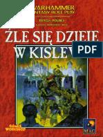 V. Warhammer WFRP - Wewnętrzny Wróg - (Źle Się Dzieje W Kislevie)