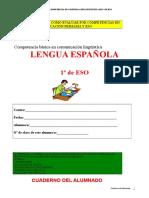 Evaluación por competencias - Lengua - 1º ESO