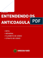 eBook - Entendendo Os Anticoagulantes