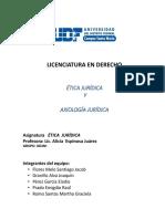 Udf Equipo Trabajo en Apa-etica y Axiologia Juridica