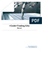 Manual EAs CodeTrading