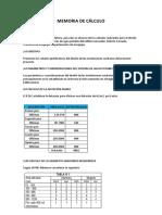 MEMORIA DE CALCULO INSTALACIONES SANITARIAS VIVIENDA.docx