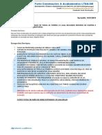 Termo Recebimento Provisorio SESI Cachoeiro - LOTE 02