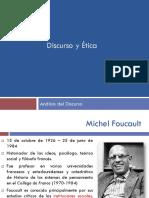 Foucault sobre la ética