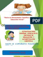 ESTRATEGIA PARA ENSEÑAR  CIENCIA EN EL ENFOQUE DE.pptx
