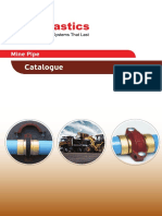 Mining Pipes Catalogue