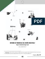 Informe de Tendencias Del Diseño Industrial