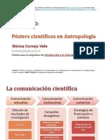 El Poster Cientifico. Pasos