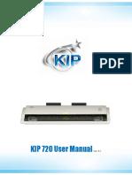 KIP 720 User Guide A1