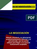 Tecnicas de Negociacion 1
