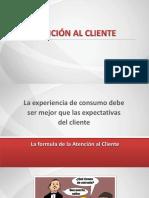 PPT - Atención al Cliente