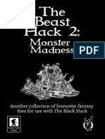 The Black Bestiary 2e