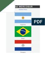 Países Del Mercosur