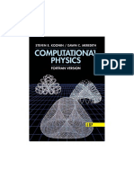 Computational Physics - Fortran Version - Koonin.pdf