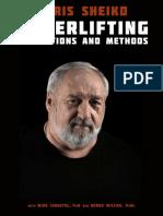 Boris Sheiko - Powerlifting Foundations And Methods.pdf