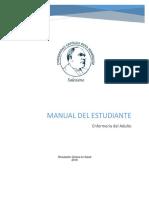 Manual Del Estuduante Adulto PDF