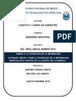 ENSAYO DE LOGISTICA U5.docx