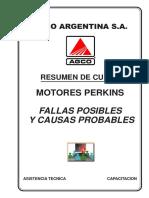 fallas posibles y causas probables - motores perkins.pdf