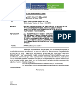 Informe Nro 011 Observaciones Exp Modif. Vilcamarca