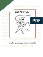 Apostila de Espanhol Eja