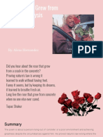 english poem slides
