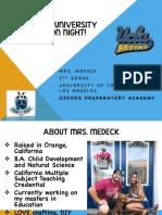 mejia 2nd grade - backtoschoolnight