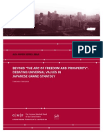 "Beyond ""The Arc of Freedom and Prosperity"""