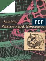 Kovács Villamos Gépek Tekercselése