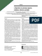 ESTUDIO DE DEPRESIÓN - SÍNTOMAS