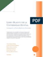 Libro Blanco de La Universidad Digital