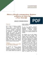 Música y Filosofía Contemporanea - A. Vásquez Rocca.pdf
