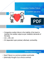 Congestive Cardiac Failure by Neeta