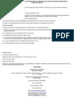 Volantes Autorización Folios y Recetas Cuantificadas 2014