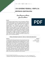 Daniel Avelino e Joana Alencar - MEDIADORES DO GOVERNO FEDERAL