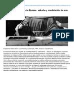 Utadeo.edu.Co-La Geometra de Alberto Durero Estudio y Modelacin de Sus Construcciones
