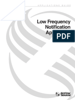 LowFrequency NotAppliances AppGuide AVAG424