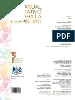 Manual Educativo Para La Diversidad