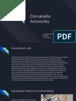 donatello artworks