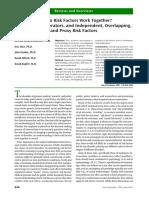 Kraemer et al 2001 How do Risk Factor work together.pdf