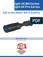 X Sight 4K 4K Pro Manual WEB