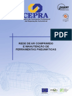 Rede de Ar Comprimido e Manutenção de Ferramentas Pneumáticas