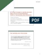 System Dynamics Modeling