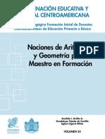 Nociones De Aritmetica Y Geometria Para El Maestro En Formacion.pdf