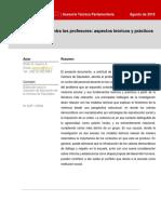 Documento La Violencia Contra Los Profesores