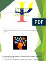 Perspectivas en La Psicologia Colombiana