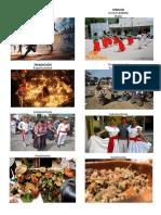4 Elementos de La Cultura Maya, Xinca, Garifuna y Ladina