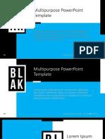 BLAK by Showeet Widescreen